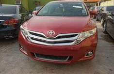 Foreign Used Toyota Venza 2013 Model Red