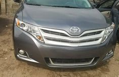 Foreign Used Toyota Venza 2016 Model Gray
