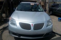 Foreign Used Pontiac Vibe 2005 Model Silver