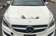 Foreign Used Mercedes-Benz CLA-Class 2015 Model White