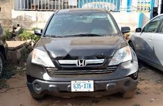 Foreign Used Honda CR-V 2007 Model Black