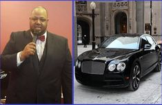 US pastor steals ₦52million From Needy Children Fund to buy a 2015 Bentley Flying Spur luxury car