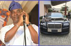 K1 De Ultimate celebrates Chieftaincy title with ₦200m Rolls-Royce Ghost