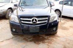 Nigeria Used Mercedes-Benz GLK 2011 Model Blue