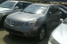 Foreign Used Nissan Rogue 2008 Model Grey