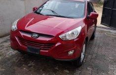 Few Months Used 2013 Hyundai IX35   Duty Fully Paid