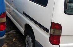 Foreign Used Toyota HiAce 2002 Model Grey