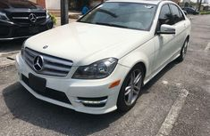 Mercedes Benz C300 4matic 2012 Model Tokunbo America spec