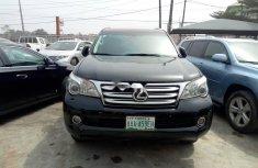 Nigeria Used Lexus GX 2011 Model Black