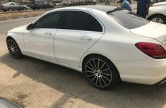 Nigeria Used Mercedes-Benz C300 2015 Model White