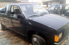 Nigeria Used Nissan Terrano 1986 Model Black