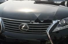 Foreign Used Lexus RX 2010 Model Black