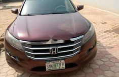 Nigerian Used Honda Accord CrossTour 2012 Model for sale