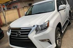 Foreign Used Lexus GX 2015 Model White
