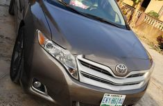 Nigeria Used Toyota Venza 2011 Model Brown