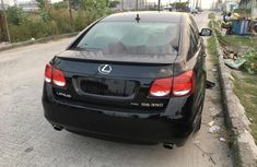 Lexus GS 2010 Petrol Automatic Black