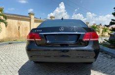 Mercedes Benz E350 2014 model Bought Brand new