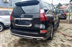 Lexus Gx460 2017 model Tokunbo Powerful Ride America spec
