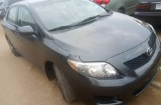 Tokunbo 2009 Model Toyota Corolla 1800 Automatic for sale at best price