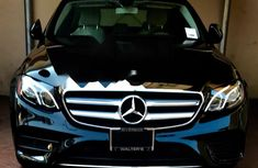 Mercedes Benz 2018 E300 4matic Edition model Tokunbo
