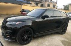 Tokunbo Land Rover Range Rover 2019 Model Black