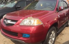 Full Option Acura MDX 2006 Model for sale