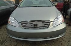 2004 Toyota Corolla Automatic Petrol well maintained