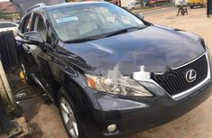 Direct Tokunbo 2011 Lexus RX for sale