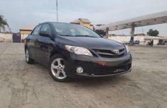 Foreign Used Toyota Corolla 2012 Model Automatic