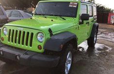 Almost brand new 2013 Jeep Wrangler Petrol