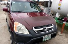 Nigerian Used 2003 Honda CR-V Automatic