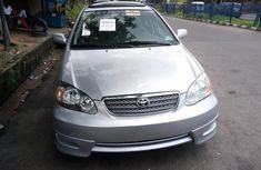 Super clean Toyota Coroll Sport 2005 model