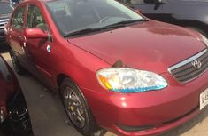 Direct Tokunbo 2006 Model Toyota Corolla for sale in Lagos