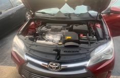 Tokunbo Toyota Camry 2015 Model  Automatic Red
