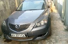 Mazda Mazda 3 2006 Model Foreign used