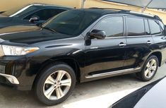 Used 2011 Toyota Highlander car at attractive price in Lagos