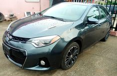 Tokunbo Toyota Corolla 2015 Model for Sale