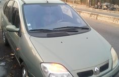 Nigerian Used Renault Scenic 2002 Model