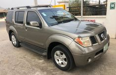 Neatly Nigerian Used Nissan pathfinder 2006 Full Option