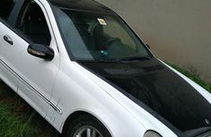 Nigerian Used Mercedes Benze C40 For Sale in Ibadan
