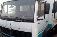 2002 Foreign Used Mercedes Benz Cooling Van Truck