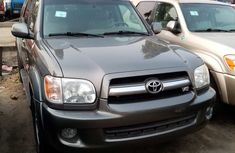 2006 Foreign Used Toyota Sequoia  | Accident Free