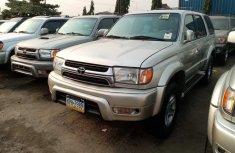 Foreign Used 2000 Model Toyota 4 Runner