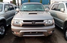 Foreign used 2001 Toyota 4 Runner