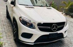 Tokunbo Mercedes-Benz GLE 2016 Model White