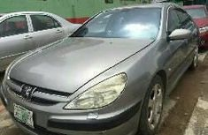 Peugeot 607 2009 Automatic Grey/Silver