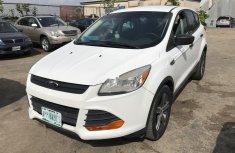 Nigeria Used Ford Escape 2014 Model White