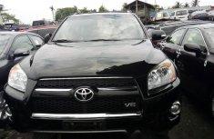 Foreign Used Toyota RAV4 2012 Model Black