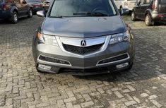Foreign Used Acura MDX 2010 Model Gray