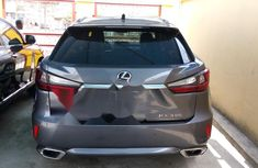 Used grey/silver 2017 Lexus RX suv / crossover automatic for sale